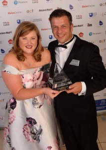 Small Employer of the Year - Mike Hall Photography