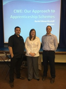 Presentation on Apprenticeships