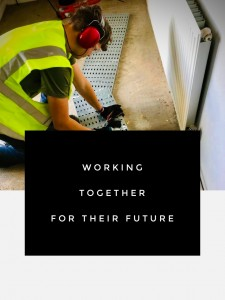 """""""Working together for their future"""""""